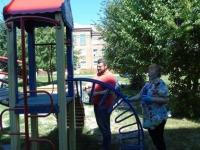 Оновлення дитячих майданчиків