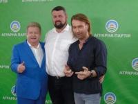В Прилуках – концерт Олега Винника і Михайла Поплавського