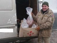 І знову – допомога на Схід України