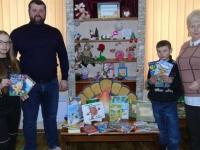 Книги на радість юним прилучанам